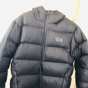 Men's Mountain Hard Wear Hooded Down Parka